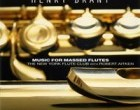 Henry Brant: Music for Massed Flutes (CD)
