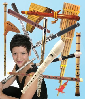 A Tour of World Flutes with Tereasa Payne