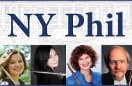 Flutists of the New York Philharmonic